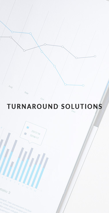 Business Advisory - Turn Aaround Solutions